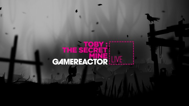 Heute ab 21 Uhr deutschsprachiger Livestream zu Toby: The Secret Mine