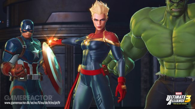 Marvel Ultimate Alliance 3 landet am 19. Juli