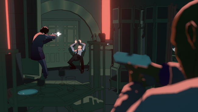 Mike Bithell musste mit John Wick Hex