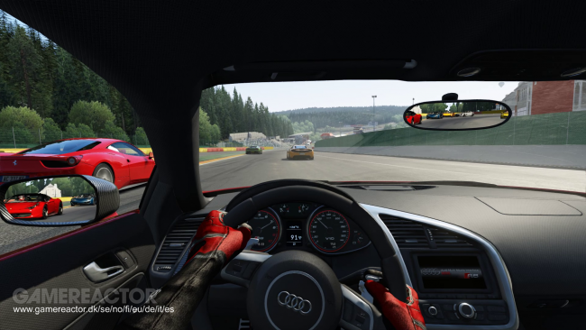 Ps Car Racing Simulator