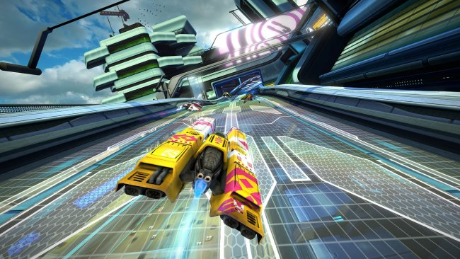 Angespielt: PSVR-Modus der Wipeout: Omega Collection