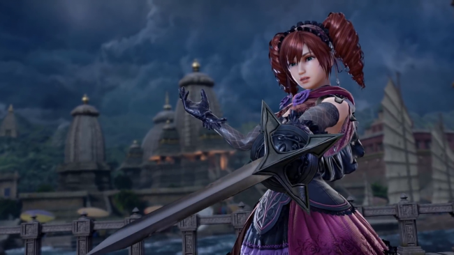 Amy schnetzelt bald in Soul Calibur VI mit