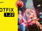 Cyberpunk 2077: Update-Highlights vom Hotfix 1.22