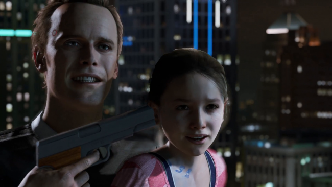 David Cage erklärt E3-Demo zu Detroit: Become Human