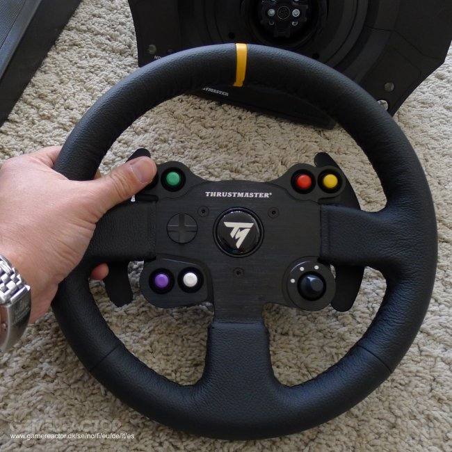 thrustmaster tx racing wheel leather edition. Black Bedroom Furniture Sets. Home Design Ideas