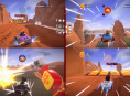 Elf neue Screenshots für Garfield Kart: Furious Racing
