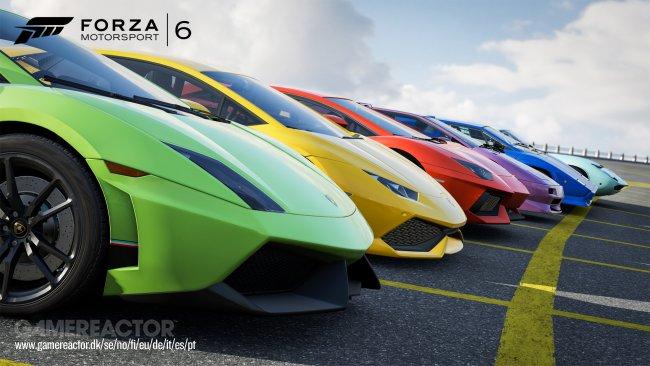 Forza Motorsport 2016