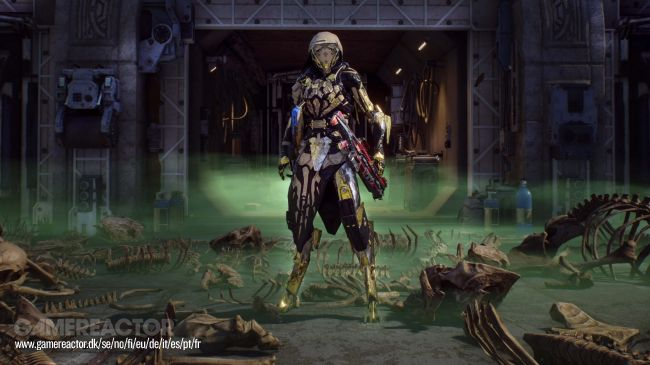 Season of Skulls: Anthem feiert gruseliges Halloween-Event