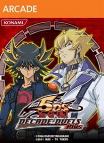 Yu-Gi-Oh! 5D's Decade Duels Plus