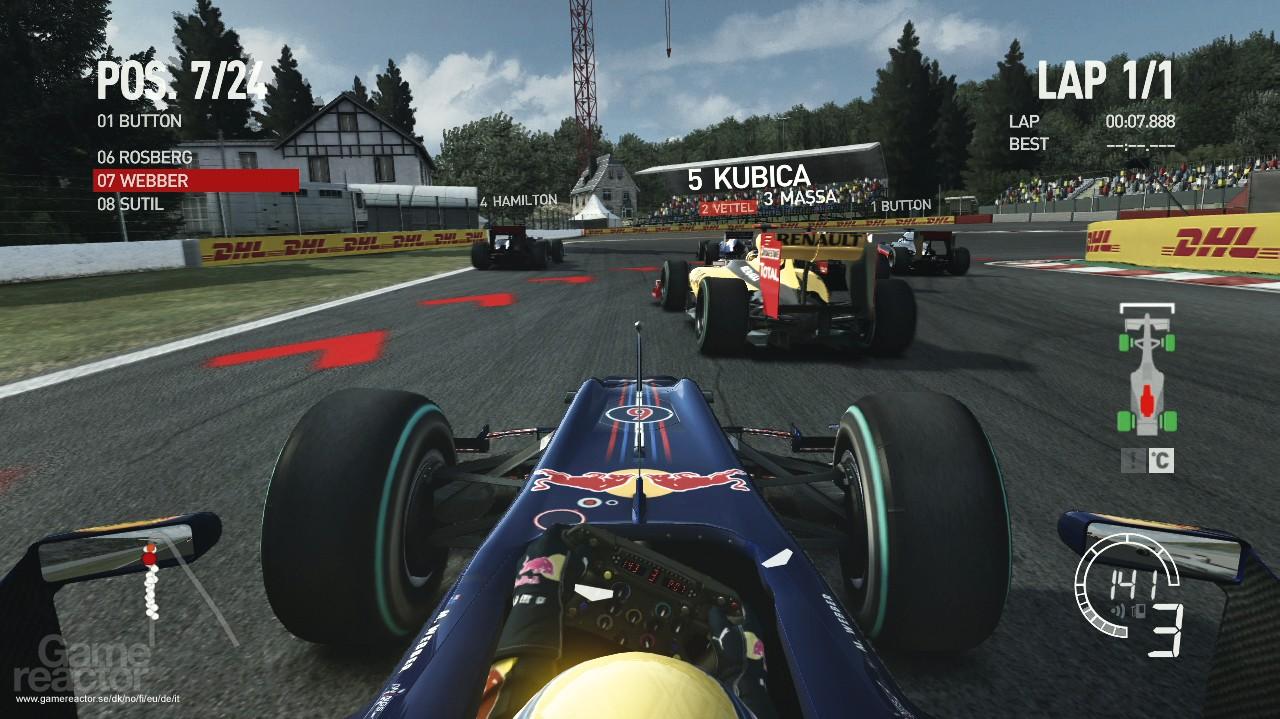 Formel 1 Browsergame