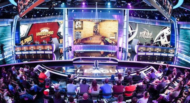 The grand finals of Eleague is this weekend