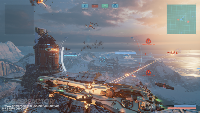 PS4-Version von Dreadnought angespielt