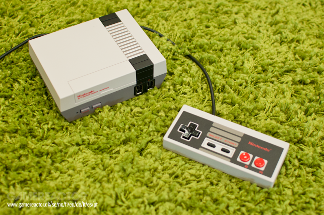 Nintendo Classic Mini: Nintendo Entertainment System angespielt