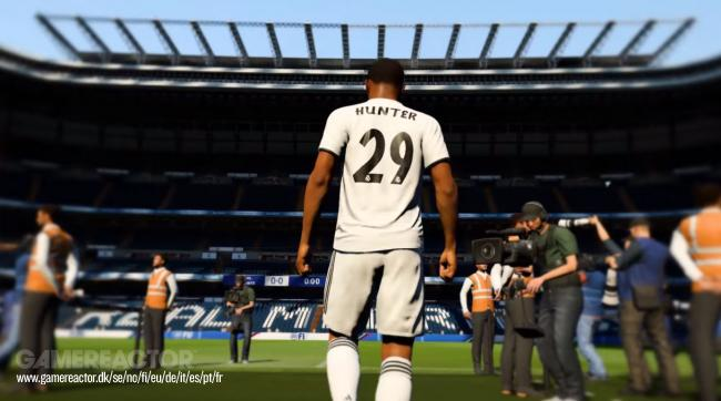 Drei Karrieren in The Journey: Champions in FIFA 19 spielen
