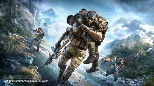 PvP-Modus Ghost War in Ghost Recon: Breakpoint vorgeführt