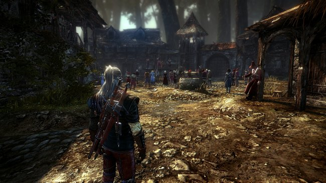 Angespielt! The Witcher 2
