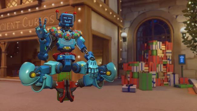 Winter Wonderland in Overwatch bietet frostige Skins und Event-Modi