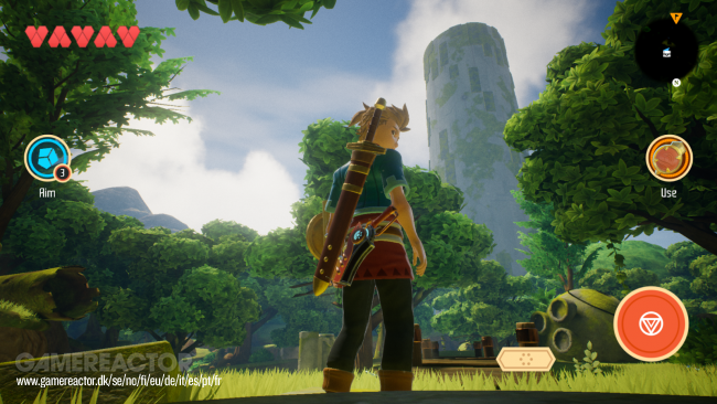 Oceanhorn 2: Knights of the Lost Realm segelt im Herbst über Switch