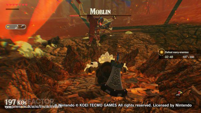 Hyrule Warriors Zeit Der Verheerung Kapitel 1 Und 2 Abgeschlossen Vorschau Gamereactor