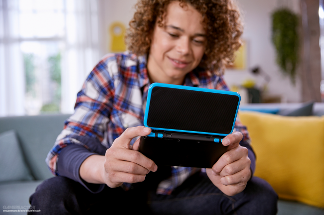 New Nintendo 2DS XL angespielt