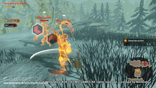 Hyrule Warriors Zeit Der Verheerung Kritik Gamereactor