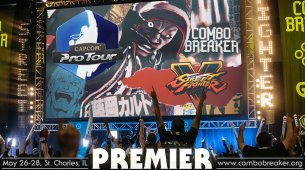 Combo Breaker becomes a Premier event in the CPT