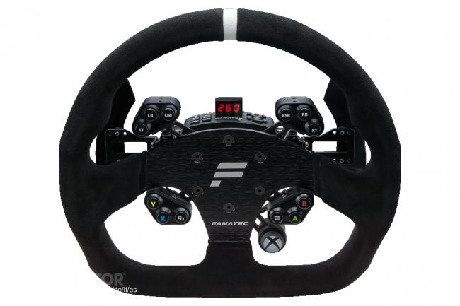 Fanatec Clubsport Wheelbase V2 + Clubsport Pedals V3 + Clubsport GT Wheel