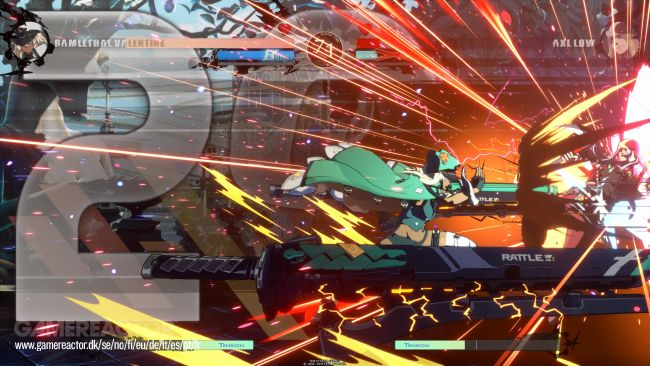 Guilty Gear: Strive - Kriegsbericht der offenen Beta