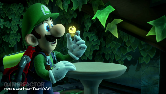 Luigi's Mansion 3 - durch 7. Flur gesägt