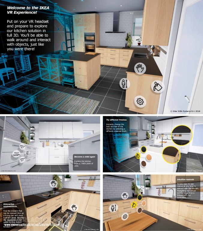Bilder Zu Ikea Will Möbel Verkaufen Mit Virtual Reality App Für Htc