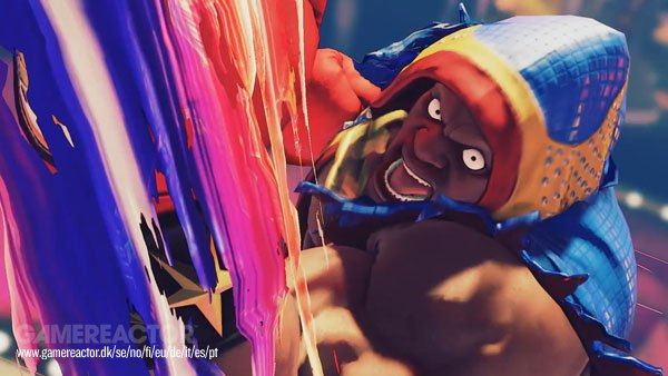 Balrog prügelt in Street Fighter V nach Juli-Update