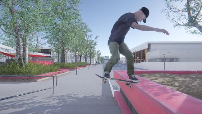 Skater XL - Early-Access-Impressionen