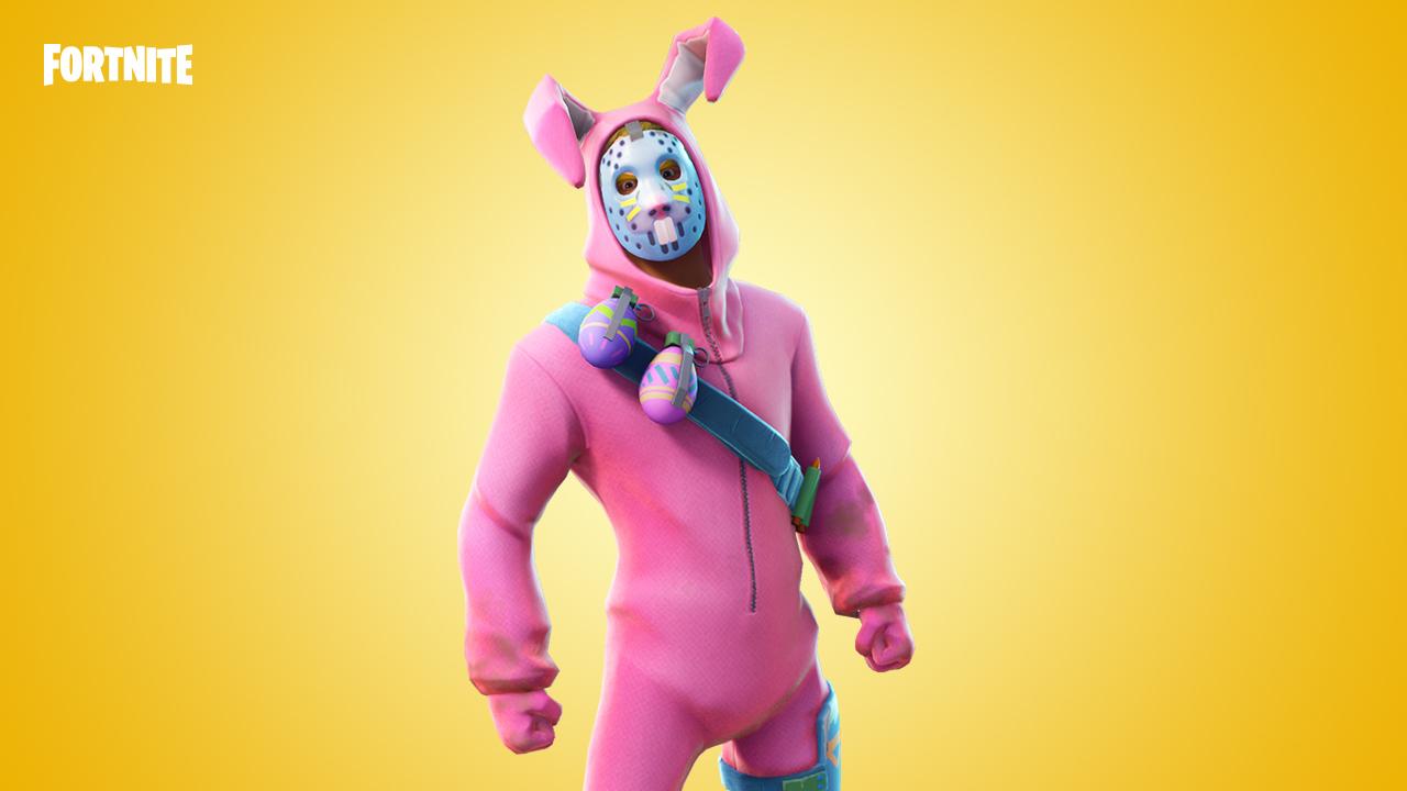 Skins Fur Bunny Brawler Und Rabbit Raider In Fortnite Kurzzeitig