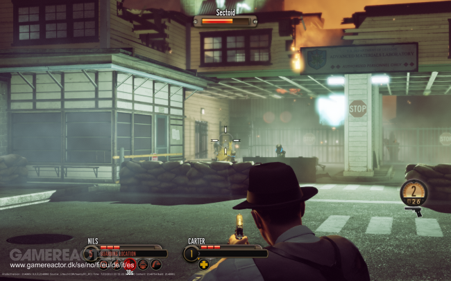 The bureau xcom declassified kritik gamereactor for Bureau 13 gameplay