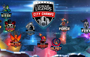 League of Legends' City Champs is returning