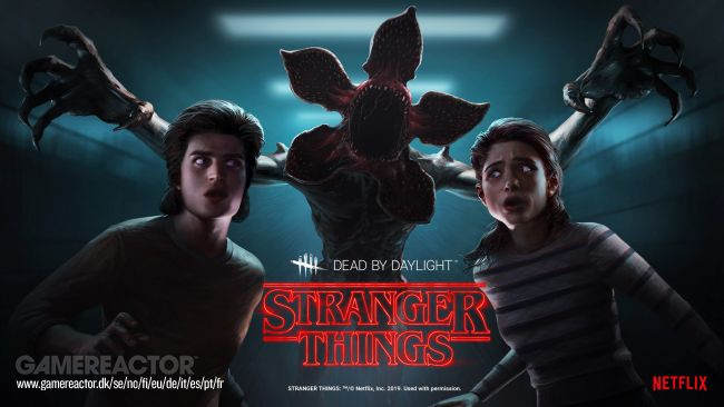 Demogorgon aus Stranger Things mordet bald in Dead by Daylight