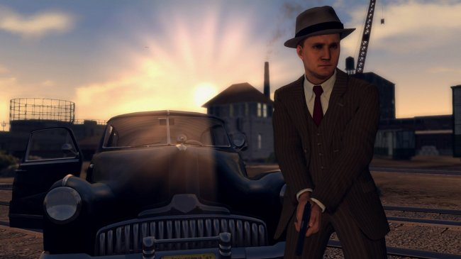 L.A. Noire - PS4, Xbox One und Nintendo Switch