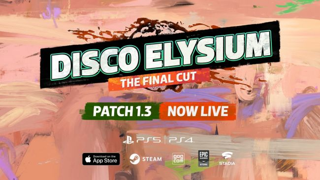Disco Elysium - The Final Cut: Playstation-Versionen haben Patch 1.3 erhalten