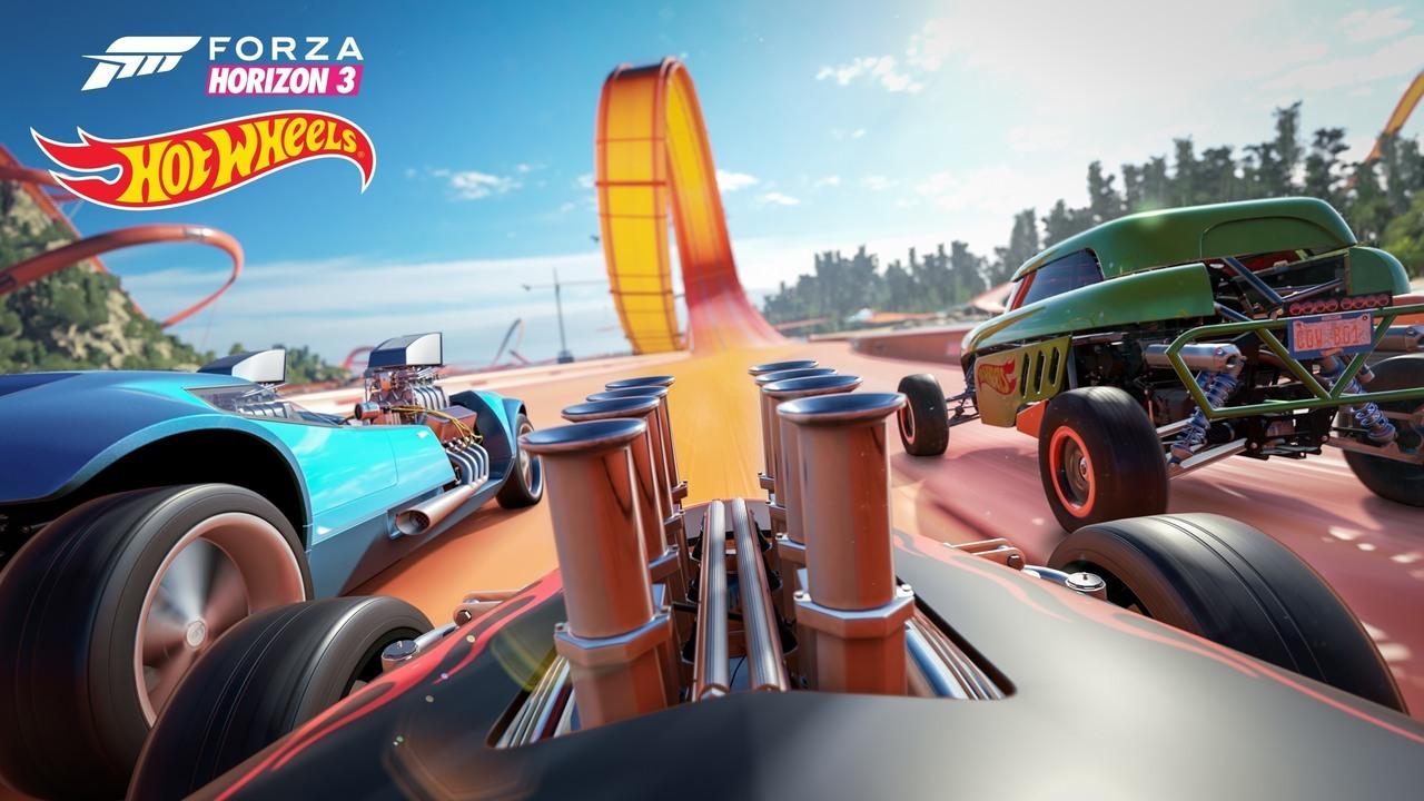 Forza Horizon 3: Hot Wheels Kritik - Gamereactor