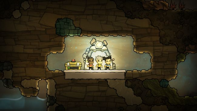 Oxygen Not Included bricht nächsten Monat aus Early Access aus