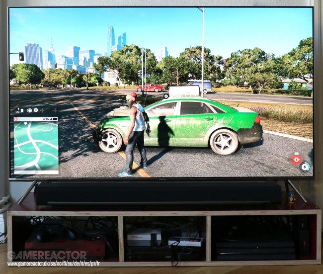 Samsung UE55 KS7090 4K-TV
