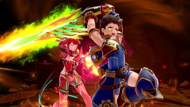 Super Smash Bros. Ultimate: Detaillierte Präsentation des Xenoblade-Chronicles-2-Duos geplant