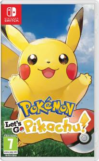Pokémon: Let's Go Pikachu!/Let's Go Evoli!