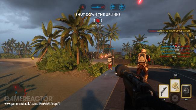 Star wars battlefront gratis spelen
