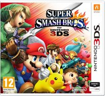 Super Smash Bros. für Nintendo 3DS