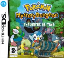 Pokémon Mystery Dungeon: Erkundungsteam Zeit