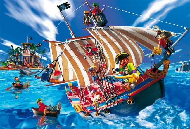 playmobil piraten spiele
