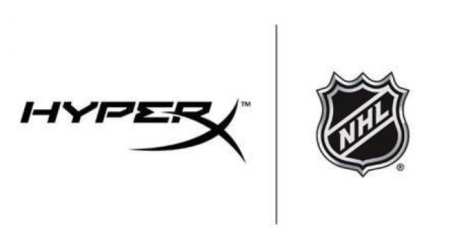 HyperX named as official global partner of the 2021 NHL Gaming World Championship