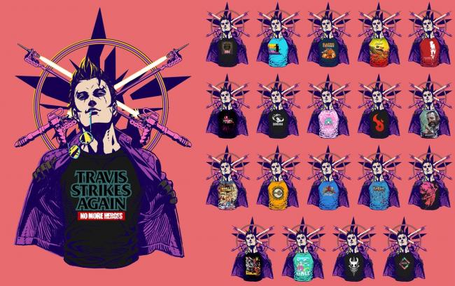 Retail-Fassung von Travis Strikes Again: No More Heroes enthält Season Pass
