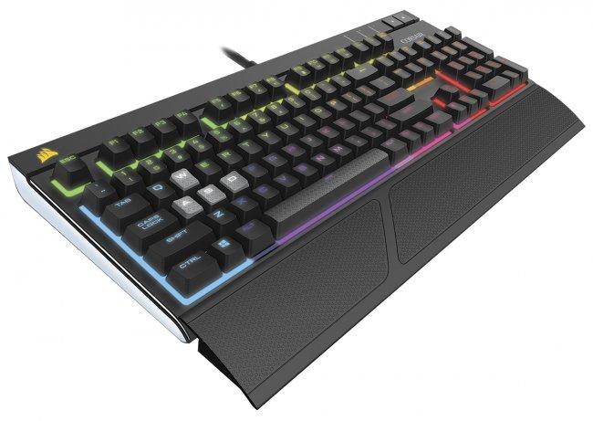 Corsair Strafe RGB MX Silent Tastatur